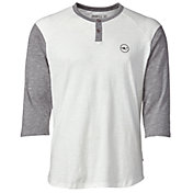 O'Neill Men's The Bay 3/4 Sleeve Raglan Shirt