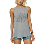 O'Neill Women's Bright Night Burnout Tank Top