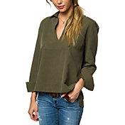 O'Neill Women's Court Long Sleeve Shirt