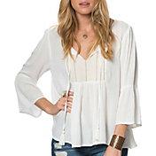 O'Neill Women's Jade 3/4 Sleeve Shirt