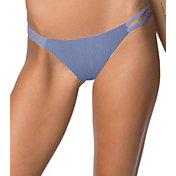 O'Neill Women's Madelyn Double Strap Bikini Bottoms