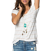 O'Neill Women's Shia V-Neck T-Shirt