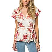 O'Neill Women's Sarah Short Sleeve Shirt