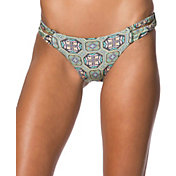 O'Neill Women's Evelyn Tab Side Bikini Bottoms