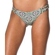 O'Neill Women's Evelyn Tab Side Bikini Bottoms