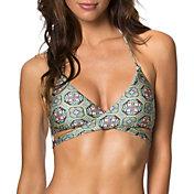 O'Neill Women's Evelyn Wrap Bikini Top