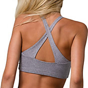 Onzie Women's Stone Majestic Heart Sports Bra