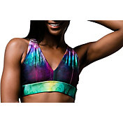 Onzie Women's Smoke and Mirrors Stunning Sports Bra