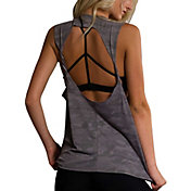 Onzie Women's Twist Back Muscle Tank