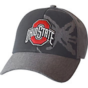 OSU Men's Ohio State Buckeyes Gray Glory Structured Adjustable Hat