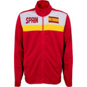 Outerstuff Men's Spain Red Track Jacket