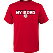 adidas Youth New York Red Bulls Local Dassler Red T-Shirt