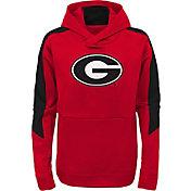 Gen2 Youth Georgia Bulldogs Red Hyperlink Hoodie