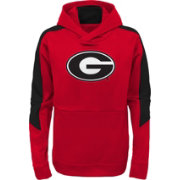Gen2 Youth Georgia Bulldogs Red Hyperlink Hoodie