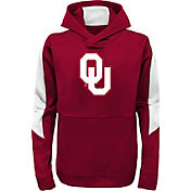 Gen2 Youth Oklahoma Sooners Crimson Hyperlink Hoodie