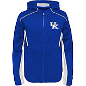 Gen2 Youth Kentucky Wildcats Blue Hi-Tech Full-Zip Hoodie