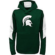 Gen2 Youth Michigan State Spartans Green Hyperlink Hoodie