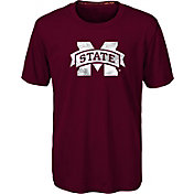 Gen2 Youth Mississippi State Bulldogs Maroon Carbon T-Shirt