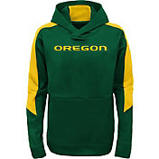 Gen2 Youth Oregon Ducks Green Hyperlink Hoodie