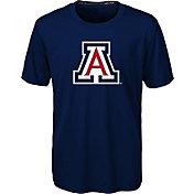 Gen2 Youth Arizona Wildcats Navy Carbon T-Shirt