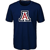 Gen2 Youth Arizona Wildcats Navy Carbon T-Shirt