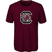 Gen2 Youth South Carolina Gamecocks Garnet Carbon T-Shirt