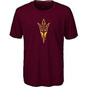 Gen2 Youth Arizona State Sun Devils Maroon Carbon T-Shirt