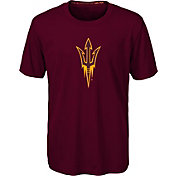 Gen2 Youth Arizona State Sun Devils Maroon Carbon T-Shirt
