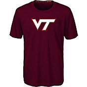 Gen2 Youth Virginia Tech Hokies Maroon Carbon T-Shirt