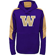 Gen2 Youth Washington Huskies Purple Hyperlink Hoodie