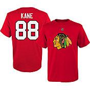 NHL Youth Chicago Blackhawks Patrick Kane #88 Red T-Shirt