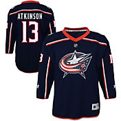 NHL Youth Columbus Blue Jackets Cam Atkinson #13 Replica Home Jersey