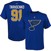 Reebok Youth St. Louis Blues Vladimir Tarasenko #91 Replica Player Royal T-Shirt