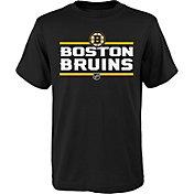 NHL Youth Boston Bruins Epitome Black T-Shirt