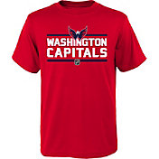 NHL Youth Washington Capitals Epitome Red T-Shirt