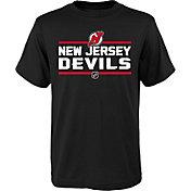 NHL Youth New Jersey Devils Epitome Black T-Shirt