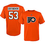NHL Youth Philadelphia Flyers Shayne Gostisbehere #53 Orange T-Shirt