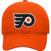 NHL Youth Philadelphia Flyers Basic Structured Adjustable Orange Hat