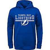 NHL Youth Tampa Bay Lightning MVP Royal Pullover Hoodie