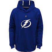 NHL Youth Tampa Bay Lightning Mach Royal Pullover Hoodie