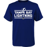 NHL Youth Tampa Bay Lightning Epitome Blue T-Shirt