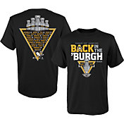 Reebok Youth NHL Stanley Cup Champions Pittsburgh Penguins Celebrate T-Shirt