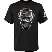Reebok Youth NHL Stanley Cup Champions Pittsburgh Penguins Rings T-Shirt