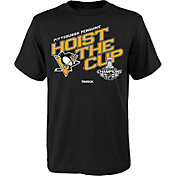 Reebok Youth 2017 NHL Stanley Cup Champions Pittsburgh Penguins Power Play T-Shirt
