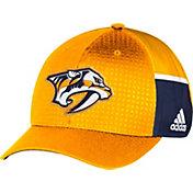 adidas Youth Nashville Predators 2017 NHL Draft Structured Flex Hat