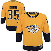 NHL Youth Nashville Predators Pekka Rinne #35 Premier Home Jersey