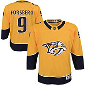 NHL Youth Nashville Predators Filip Forsberg #9 Premier Home Jersey