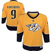 NHL Youth Nashville Predators Filip Forsberg #9 Replica Home Jersey