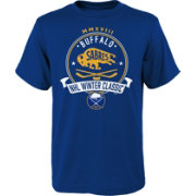 NHL Youth 2018 Winter Classic Buffalo Sabres Roster Blue T-Shirt
