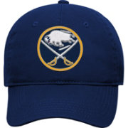 NHL Youth Buffalo Sabres Basic Structured Adjustable Navy Hat